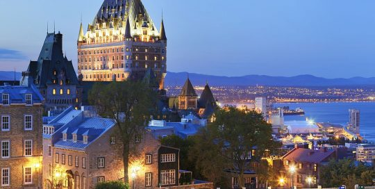 3-Days in Quebec City